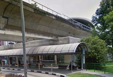 Wing Fong Mansions MRT Station